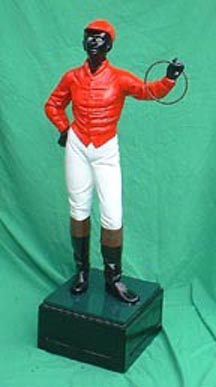 black african american lawn jockey statue colored negro jocko Photo jpg gif image