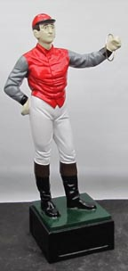 lawn jockey statue horse jockey acing picture photo jpg gif , horse jockey horee jockey racing