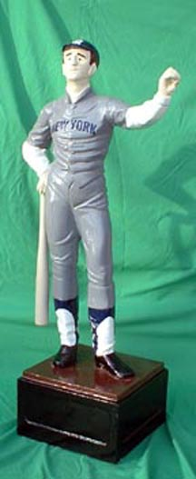 baseball player statue Photo jpg gif image
